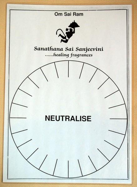 Neutralise Karte 6,5x9 cm