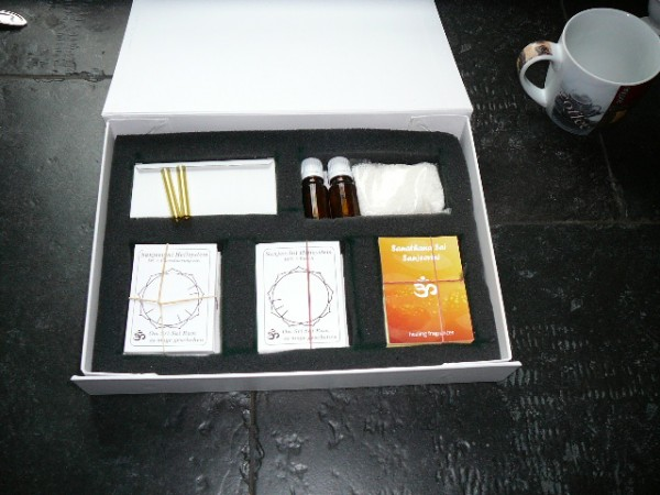 Geschenkset Sanjeevini-Starterpaket in attraktiver Magnetbox