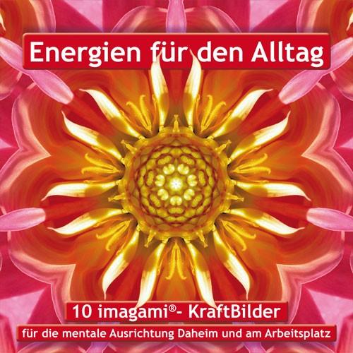 Energien für den Alltag - Tischaufsteller
