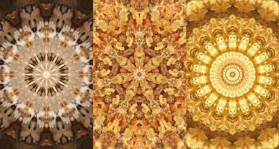 imagami Maxi Postkarte: Weihrauch, Myrrhe, Gold