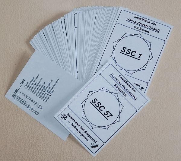 Kombinationen-Karten (nach Poonam)