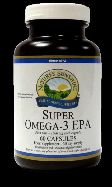 Omega 3-6-9-EPA / Flachsöl 60 Kapseln
